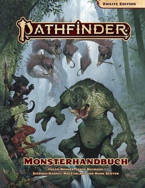 Pathfinder 2. Edition - Monsterhandbuch (DE)