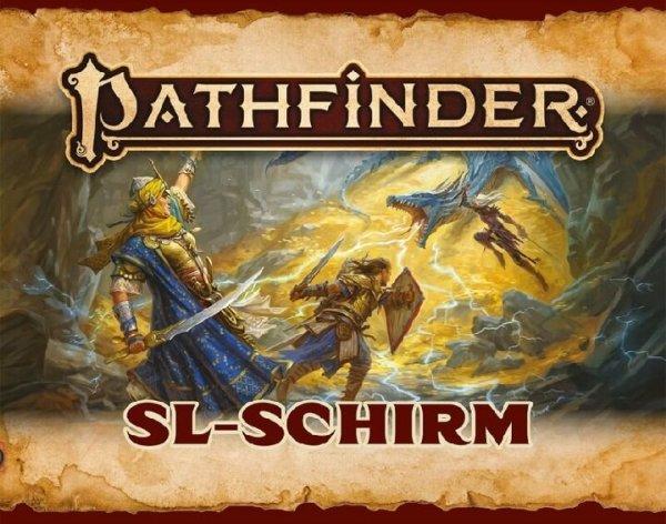 Pathfinder 2. Edition - Spielleiterschirm (DE)