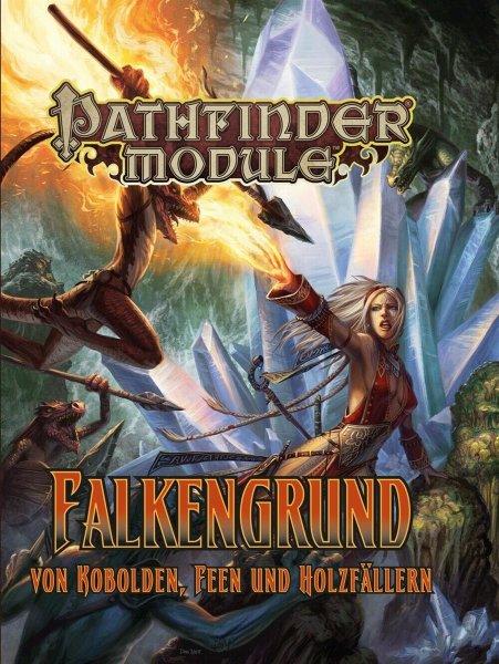 Pathfinder Abenteuer: Falkengrund Jubiläumsband (DE)