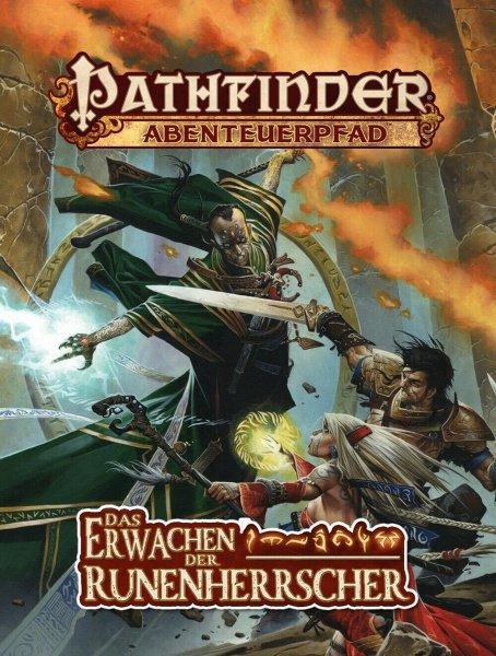 Pathfinder Abenteuerpfad: Das Erwachen der Runenherrscher Sammelband (DE)