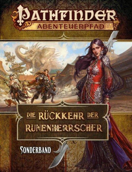 Pathfinder Abenteuerpfad: Die Rückkehr der Runenherrscher Sonderband (DE)