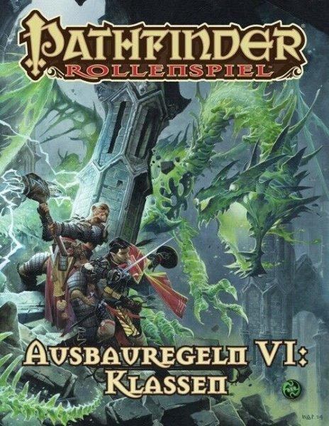 Pathfinder Ausbauregeln VI (6) Klassen (DE) Hardcover