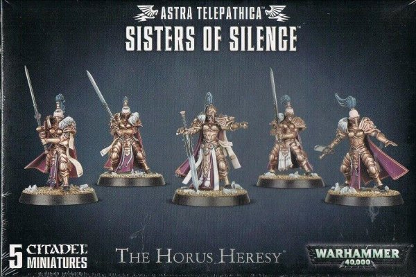 Astra Telepathica - Sisters of Silence Squad