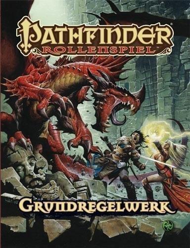 Pathfinder: Grundregelwerk Taschenbuch (DE)