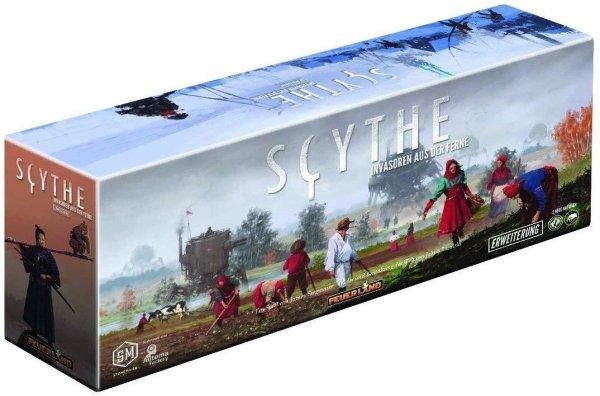 Scythe: Invasoren aus der Ferne Erweiterung (DE)