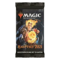 MTG Magic: M21 Hauptset 2021 Booster (DE)