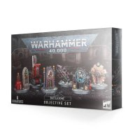 Warhammer 40k Battlezone: Manufactorum Objective Set
