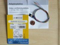 ESU 51999 Adapterplatine Next18 für 6 Ausgänge,...