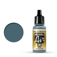 Vallejo Model Air 71.109 Faded P.R.U. Blue 17 ml