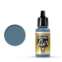 Vallejo Model Air 71.113 IDF Blue 17 ml