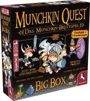 Munchkin Quest Big Box: Das Brettspiel 2. Edition (DE)