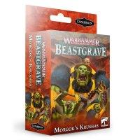 Warhammer Underworlds: Beastgrave – Morgoks Krushas...