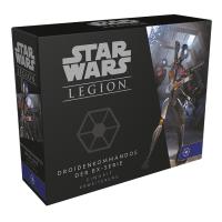 Star Wars Legion - Droidenkommandos der BX-Serie...
