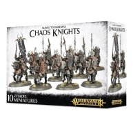 Slaves to Darkness: Chaos Knights Ritter (Mailorder)
