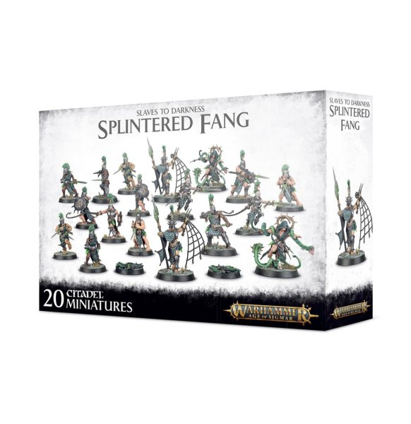 Slaves to Darkness: The Splintered Fang, Warhammer AoS Age of Sigmar