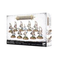 Lumineth Realm-Lords - Vanari Auralan Sentinels