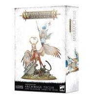 Lumineth Realm-Lords - Archmage Teclis und Celennar,...
