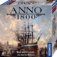 Anno 1800 - Das Brettspiel (DE)