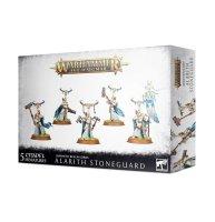 Lumineth Realm-Lords - Alarith Stoneguard