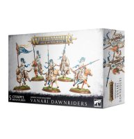 Lumineth Realm-Lords - Vanari Dawnriders