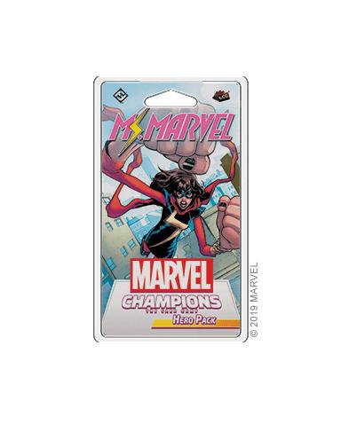 Marvel Champions LCG: Das Kartenspiel - Ms. Marvel Erweiterung (DE)