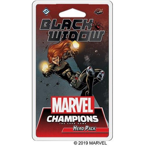 Marvel Champions LCG: Das Kartenspiel - Black Widow Erweiterung (DE)