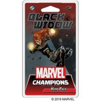 Marvel Champions LCG: Das Kartenspiel - Black Widow...