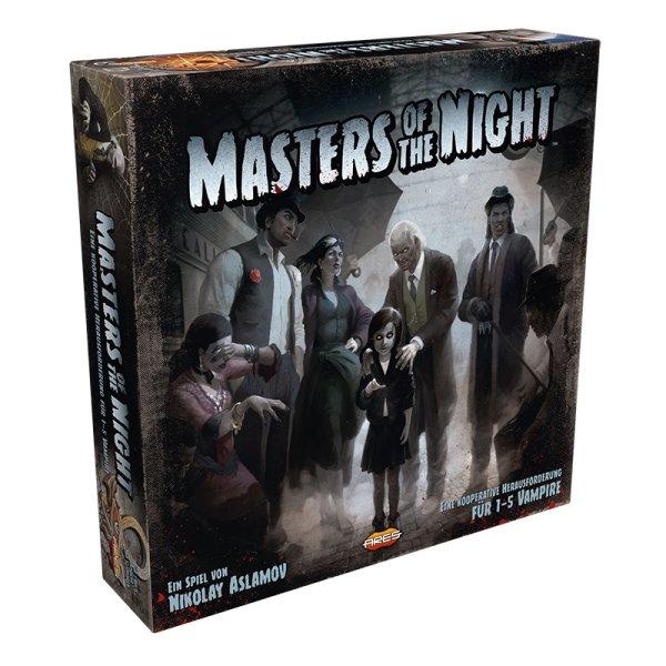 Masters of the Night (DE)
