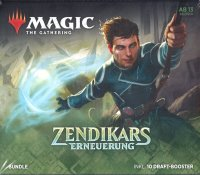MTG Magic: Zendikars Erneuerung Bundle 10 Draft-Booster (DE)