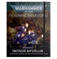 Warhammer 40k Missionspaket: Taktische Aufstellung (DE)