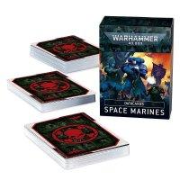 Datakarten: Space Marines (DE) 2020