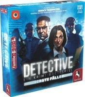 Detective – Erste Fälle (Portal Games) (DE)