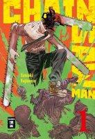 Chainsaw Man Band 01 (DE)