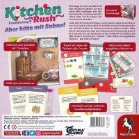 Kitchen Rush - Aber bitte mit Sahne! Erweiterung (DE)