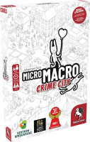 MicroMacro: Crime City - Edition Spielwiese (DE)
