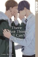 There Are Things I Cant Tell You (Einzelband) (DE)