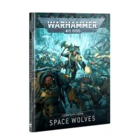 Codex Ergänzung: Space Wolves (DE) 2020