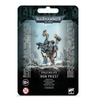 Space Wolves - Iron Priest