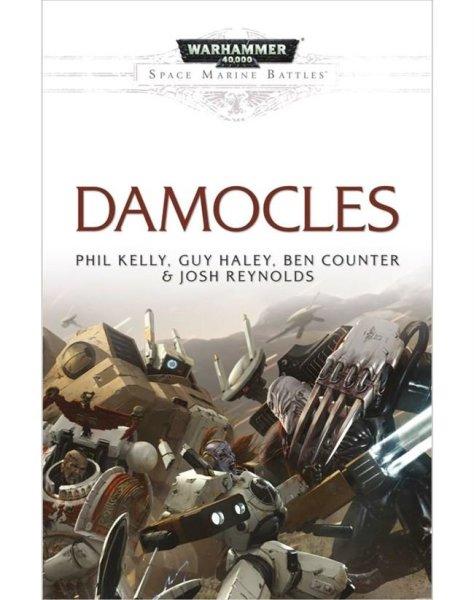 Warhammer 40K Space Marine Battles: Damocles (DE)