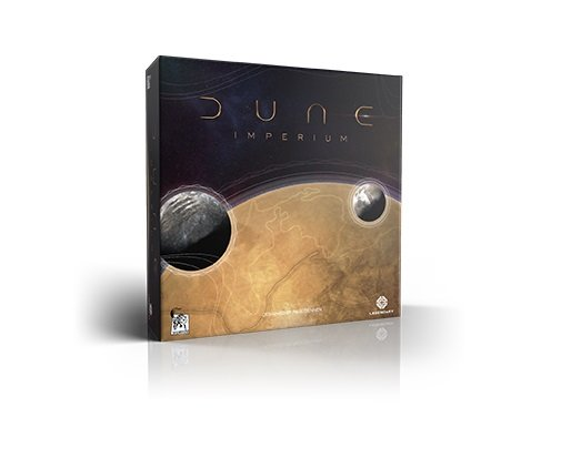 """Dune: Imperium (DE) + Promo """"Lady Jessica"""""""