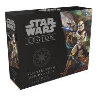 Star Wars Legion: Klontruppen der Phase II, Erweiterung (DE)