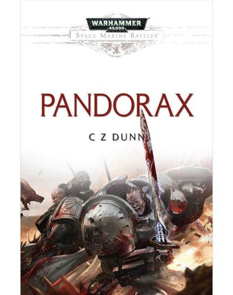 Warhammer 40K Space Marine Battles: Pandorax