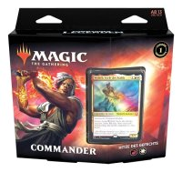 MTG Magic - Commander Legends Deck Hitze des Gefechts (DE)