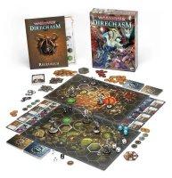 Warhammer Underworlds: Direchasm (DE) + Promo Münze...