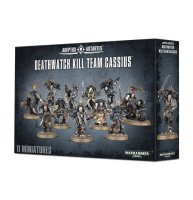 Deathwatch - Kill team Cassius