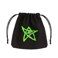 Call of Cthulhu Black & green Dice Bag /...