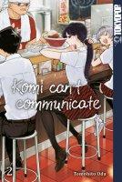 Komi cant communicate, Band 02 (DE)