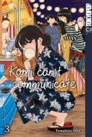 Komi cant communicate, Band 03 (DE)