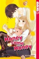 Honey come Honey, Band 02 (DE)