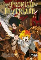 The Promised Neverland Band 16 (DE)